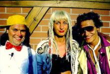 Joachim Kielpinski, Ricarda Matschke, Roberto Thoenelt